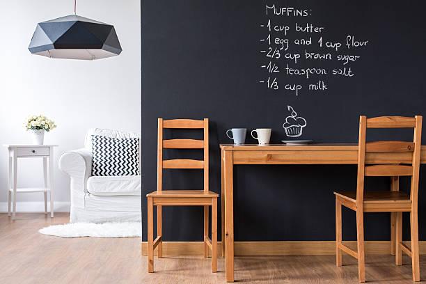 Fare Una Parete Di Lavagna : Come fare l effetto lavagna sui muri