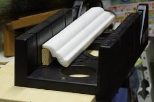 Come posare le cornici in polistirolo sul soffitto - www ...