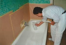 come smaltare verniciare la vasca da bagno