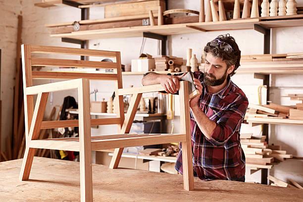 verniciare ferro legno
