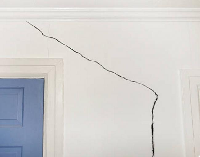 crepe muri pericolose