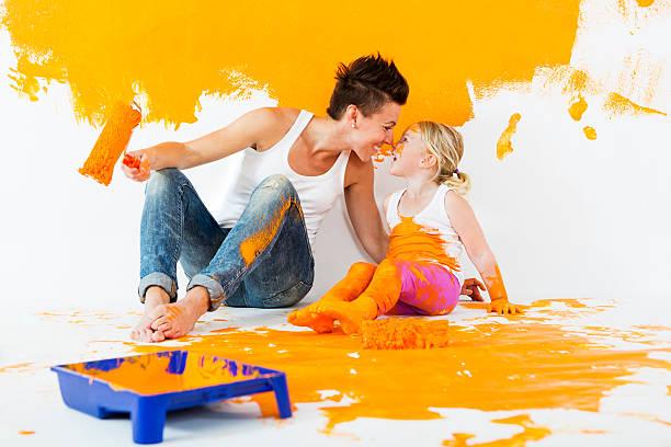 Come imbiancare la casa da soli - Pitturare casa da soli ...