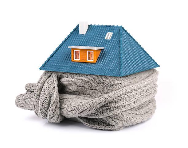 casa isolata protetta