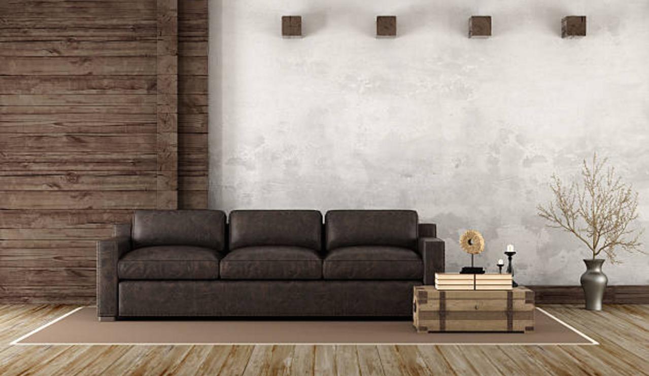 come abbinare il colore delle pareti ai mobili marrone wengè