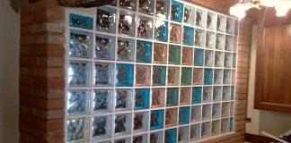 parete vetrocemento