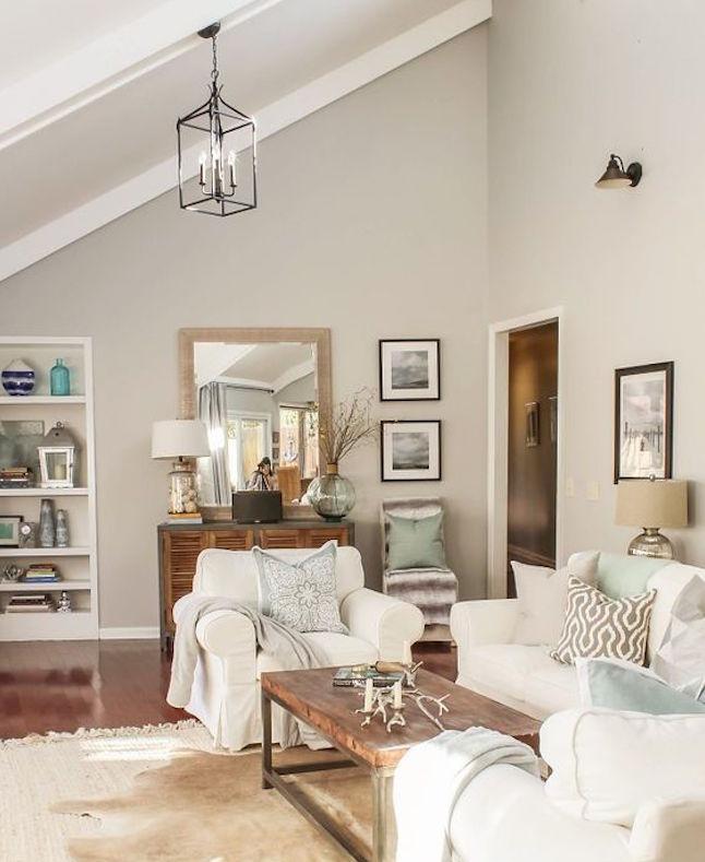 Rinnovare casa senza spendere molto con i colori in voga for Colori per la casa 2017