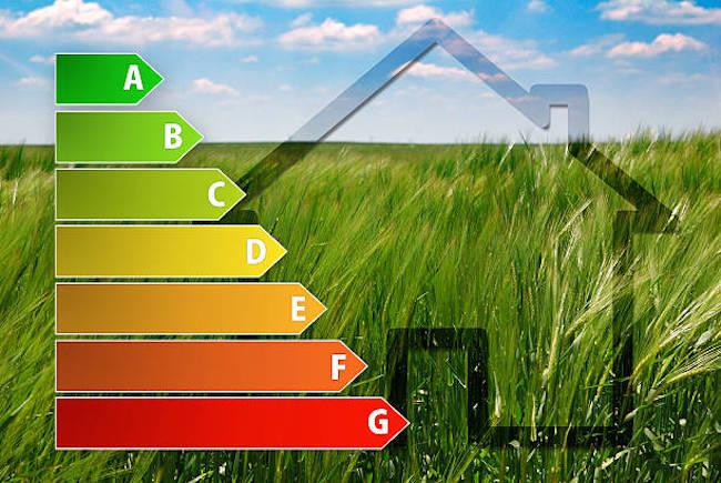 valori energetici degli edifici