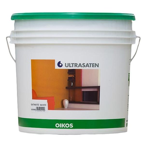 Oikos smalto murale Ultrasaten (scheda tecnica)