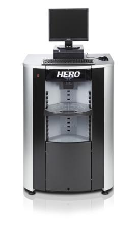 Tintometro Hero automatico