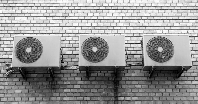 tre condizionatori