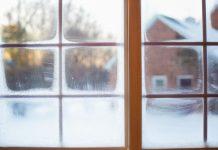 prevenire il ghiaccio sulle finestre