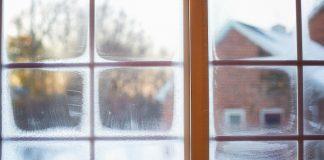 finestre ghiacciate