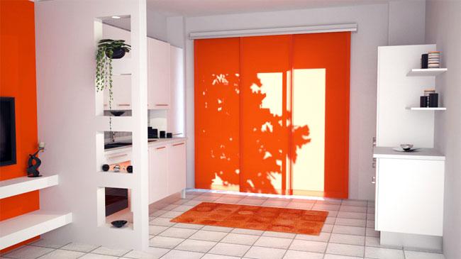 Dividere una stanza con il cartongesso www for Pareti sala in cartongesso