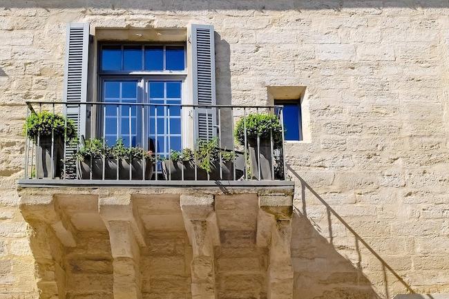 Ampliare un balcone