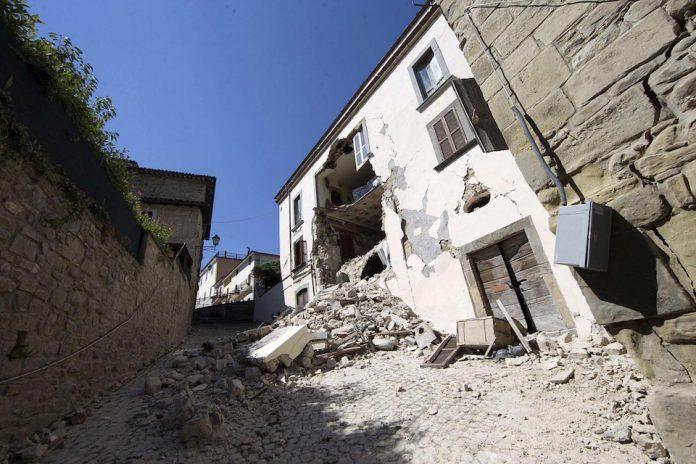 ricostruzione Centro Italia