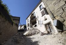 Deposito sismico