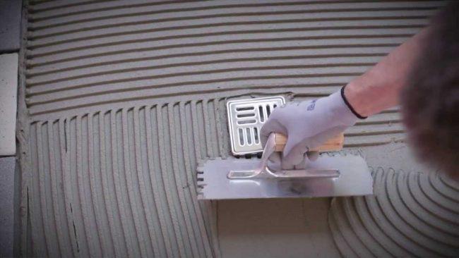 Impermeabilizzare un balcone con Mapelastic Mapei