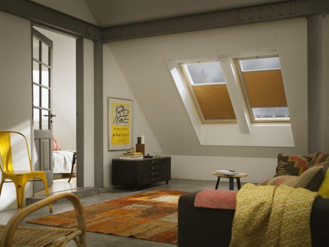 tende velux per finestre della mansarda www