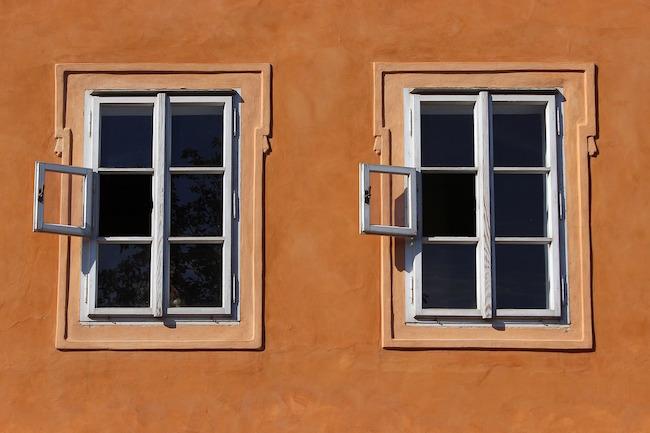trasformazione delle finestre
