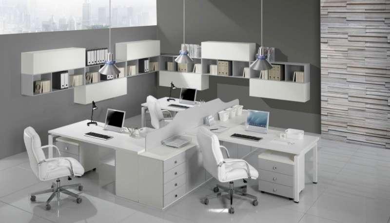 Come scegliere un colore elegante per l 39 ufficio www for Mobili ufficio moderni