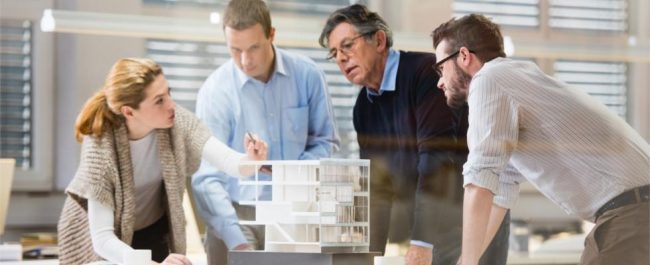 Professione architetto: come aprire uno studio in condivisione