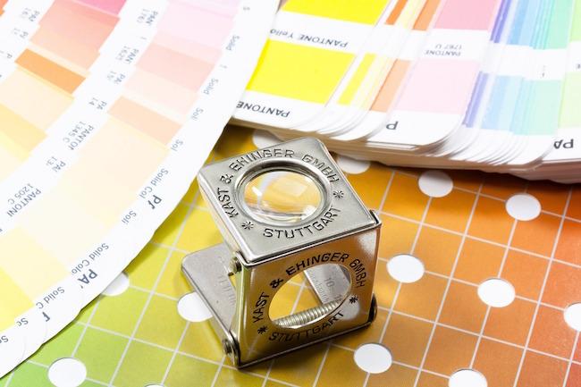I colori Pantone