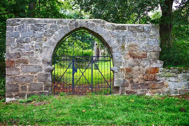 Posa di un cancello, serve il permesso di costruire?