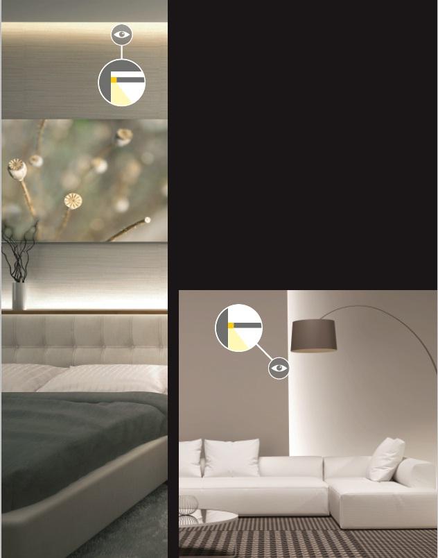 Illuminare casa e giardino con i profili led - Illuminare casa con led ...