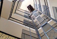Realizzazione del vano ascensore