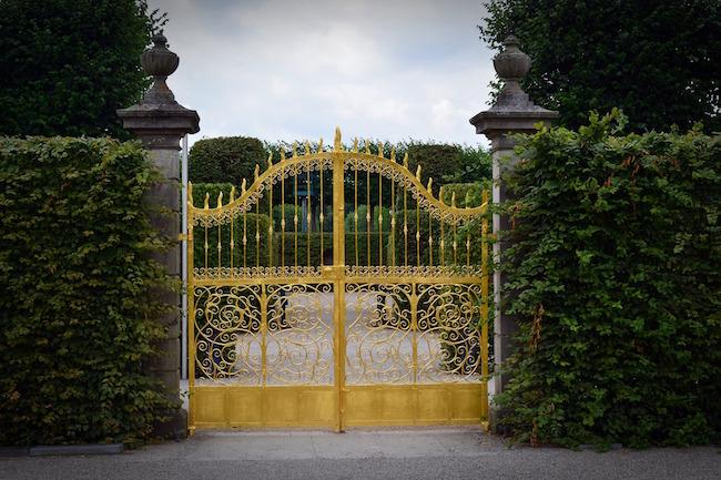 Realizzazione di un cancello