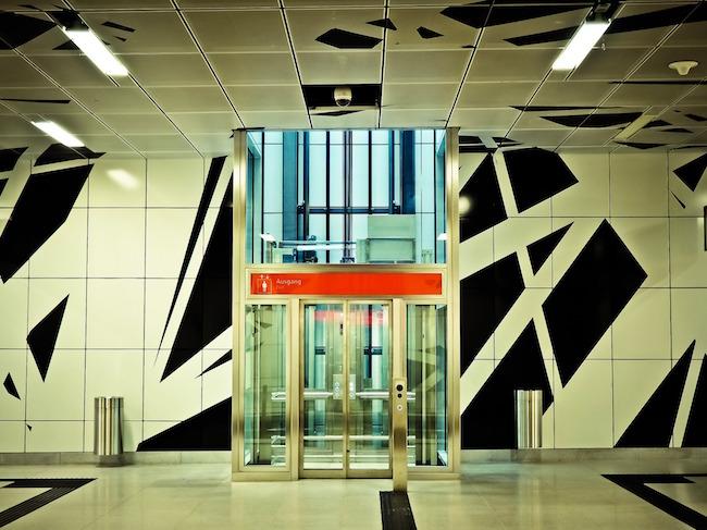 Installazione di un ascensore