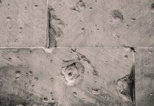 Costituzione di un piazzale in cemento