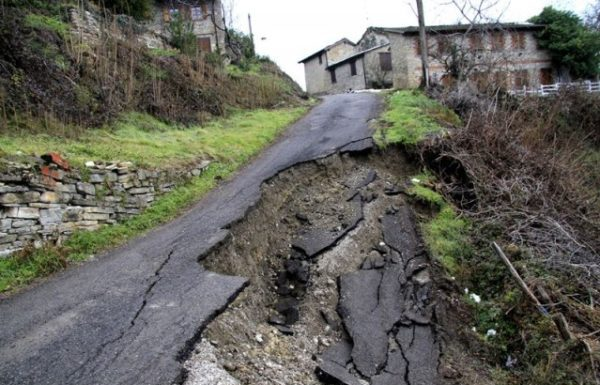 Dissesto idrogeologico in Italia