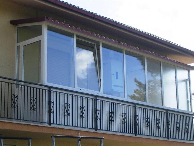 Trasformazione di un balcone