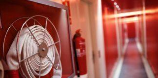 Antincendio per gli alberghi