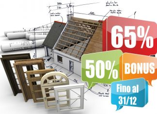 Lavori con risparmio energetico