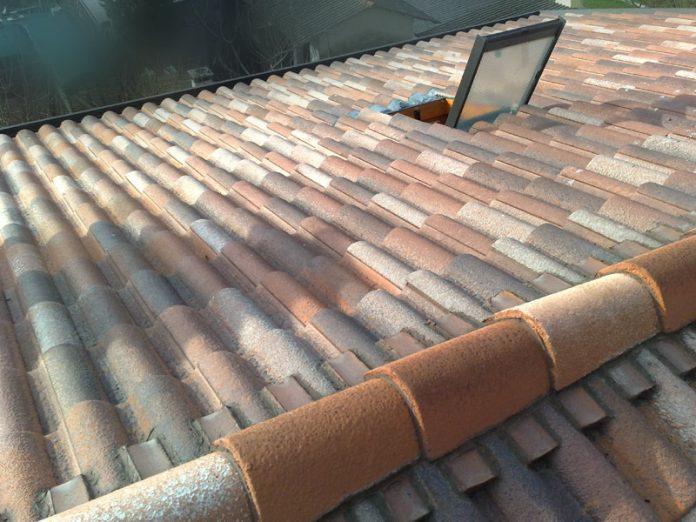 Ricostruzione tetto